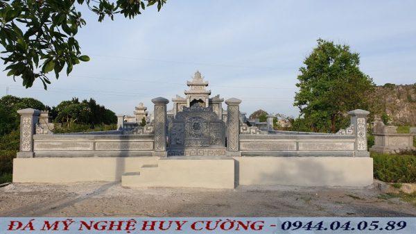 Khu Lăng Mộ Đá tại Ninh Vân Ninh Bình
