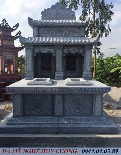 Mộ Đôi Đá Xanh Thanh Hóa
