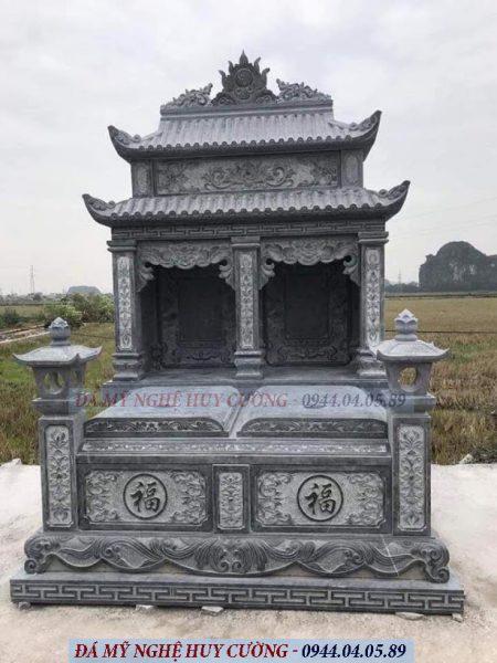 Mộ Đá Đôi Tại Ninh Bình