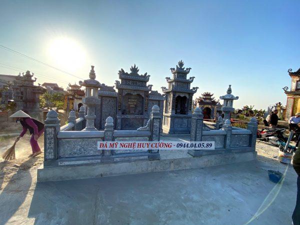 Khu Lăng Mộ Tại Nam Lơi Nam Định