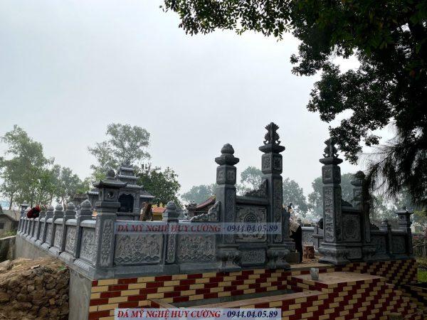 Khu Lăng Mộ Đá tại xã Đại Xuyên Hà Nội