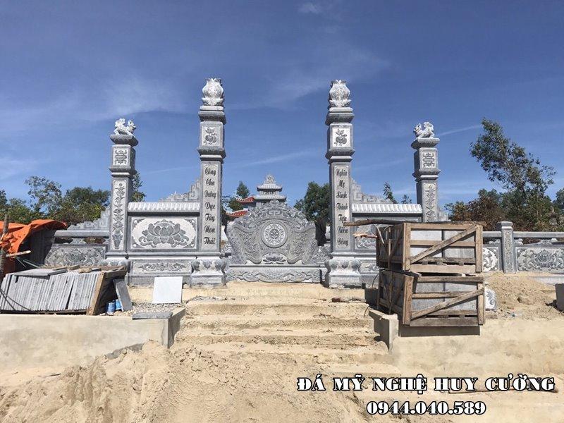 Cong vao Khu Lang mo da DEP Huy Cuong 2021
