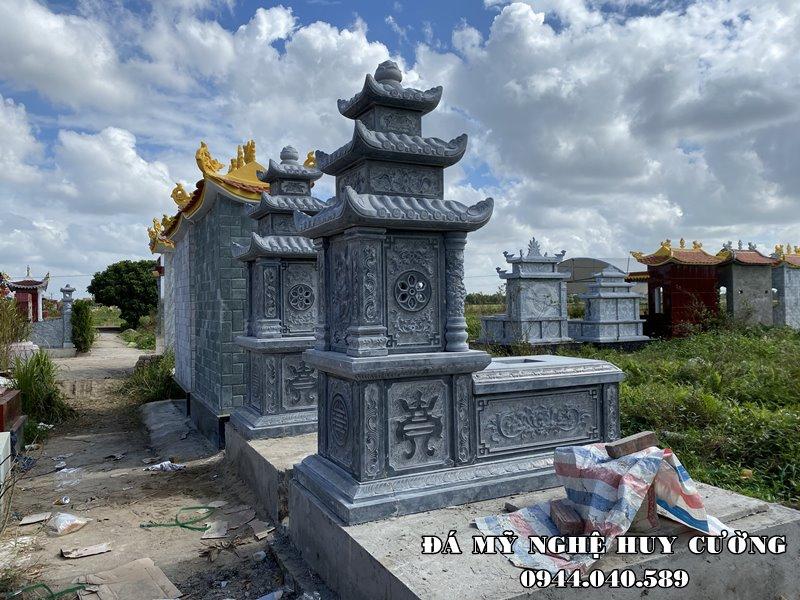 Hoa van Mau mo da dep bang da xanh tu nhien tai Hai Duong