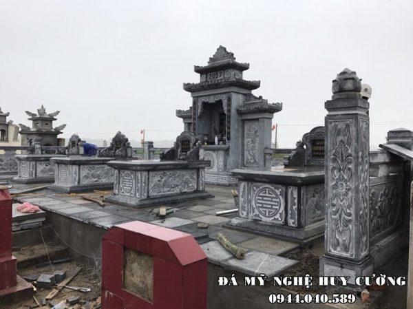 Mau Lang mo da DEP Dao Toc - Mo da xanh Ninh Binh