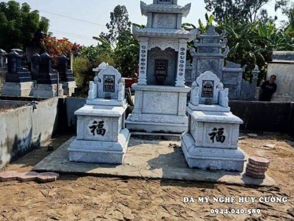 Mộ đơn giản Ninh Bình