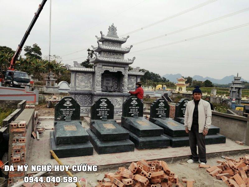 Da my nghe Huy Cuong - Xanh Lang mo da - Mo da tai Lang nghe Da Ninh Binh