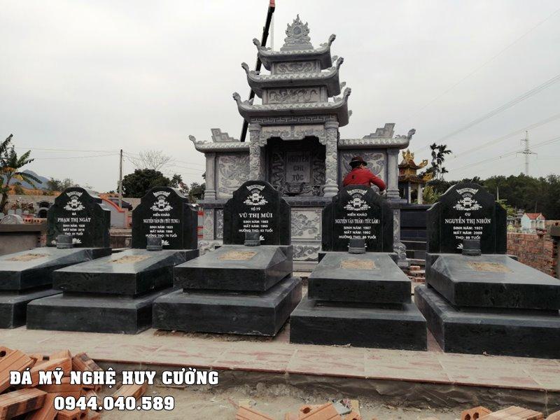 Thiet ke Mo da theo mau hien dai tai Ninh Binh