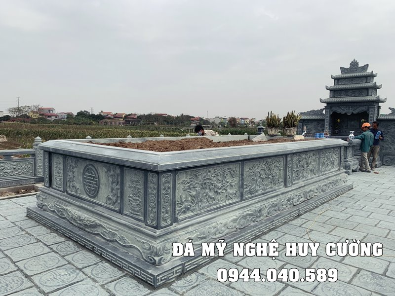 Mau Mo da xanh dep tai Ninh Binh
