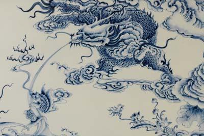 Hoa van Long Cuon Thuy
