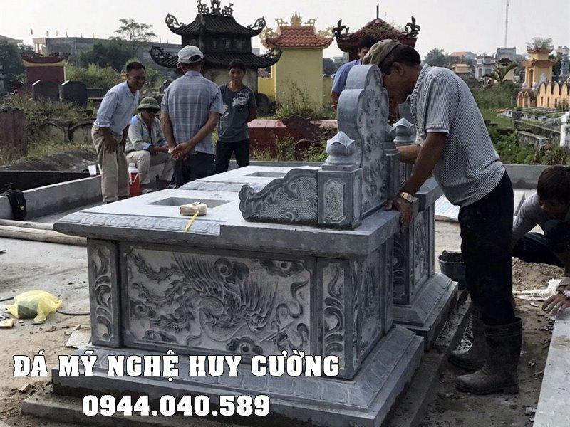 Mo Da Ninh Binh DEP