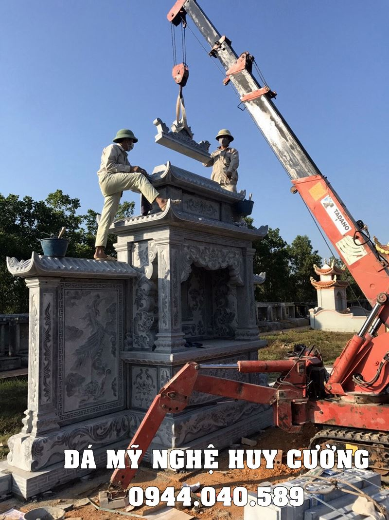 Xay dung Lang Tho Da Nguyen Toc Lang Mo tai Thai Binh