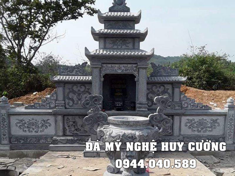 Mau Lang mo da ba mai canh phong tai Ninh Binh
