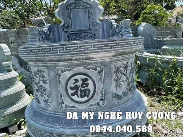 Mau Mo da tron Ninh Binh