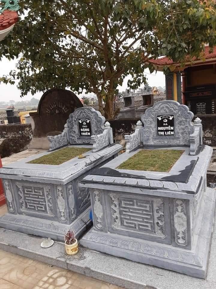 Xay Mo da xanh Ninh Binh