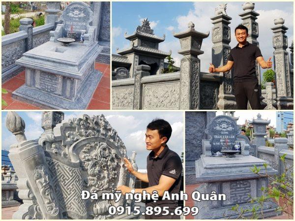 Lang mo da DEP Nam Dinh Nam 2018